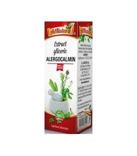 Extract gliceric Alergocalmin, 50 ml