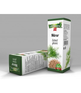 Extract gliceric Marar, 50 ml
