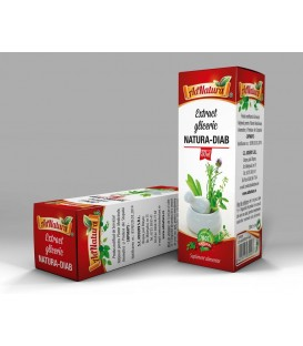 EXTRACT GLICERIC NATURA-DIAB, 50 ML