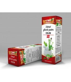 Extract gliceric pentru colon, 50 ml