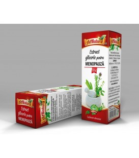 Extract gliceric pentru menopauza, 50 ml