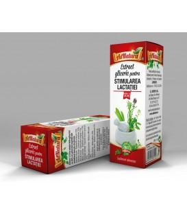 Extract gliceric Stimularea lactatiei, 50 ml