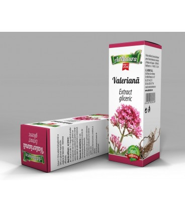 EXTRACT GLICERIC VALERIANA RADACINA, 50 ML