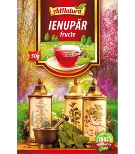 Ceai din fructe de ienupar, 50 grame