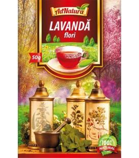 Ceai din flori de lavanda, 50 grame