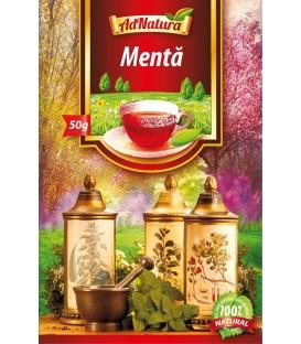 Ceai din frunze de menta, 50 grame
