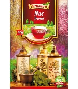 Ceai din frunze de nuc, 50 grame