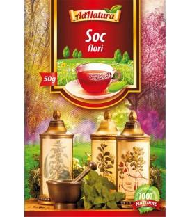Ceai din flori de soc, 50 grame