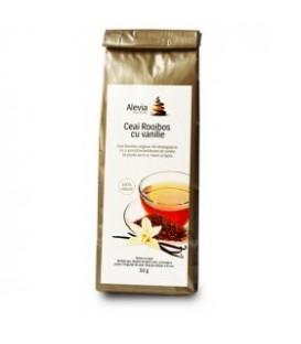 Ceai de Rooibos cu vanilie, 50 grame