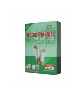 Plasturi detoxifiere, 10 bucati
