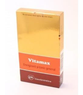 Vitamax, 15 capsule