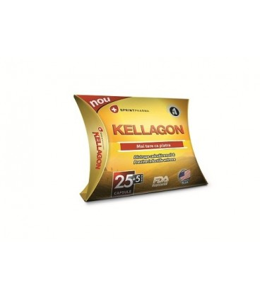 KELLAGON 25CPS+5CPS GRATIS