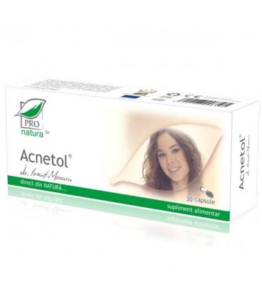 Acnetol, 30 capsule