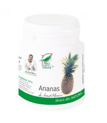 Ananas, 200 capsule
