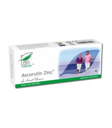 Ascorutin Zinc, 30 capsule