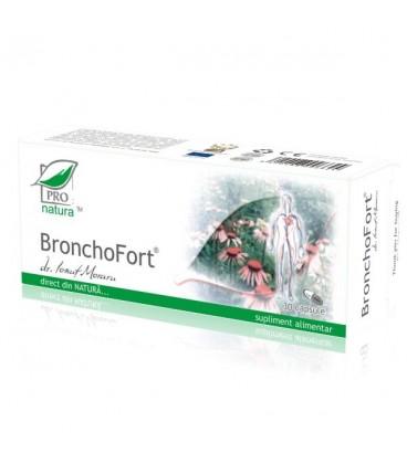 BronchoFort, 30 capsule