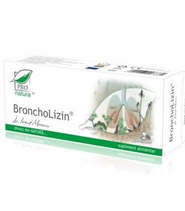 Broncholizin, 30 capsule