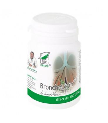Broncholizin, 60 capsule