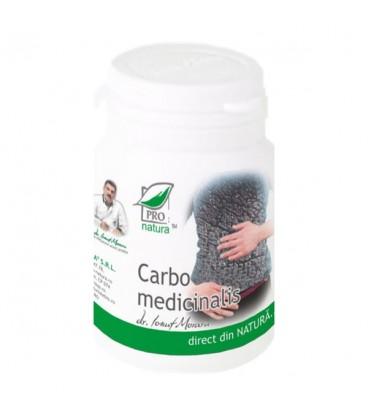 Carbo Medicinalis, 60 capsule