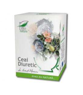 Ceai Diuretic, 20 + 5 doze (promotie)