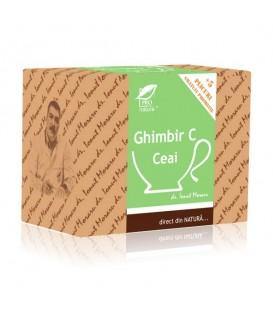 Ceai Ghimbir C, 20 + 5 doze (promotie)
