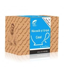 Ceai Raceala si Gripa, 20 + 5 doze (promotie)