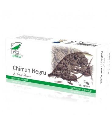 Chimen Negru, 30 capsule