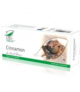 Cinnamon, 30 capsule