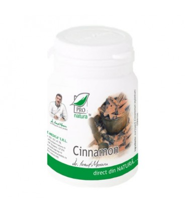 Cinnamon, 60 capsule