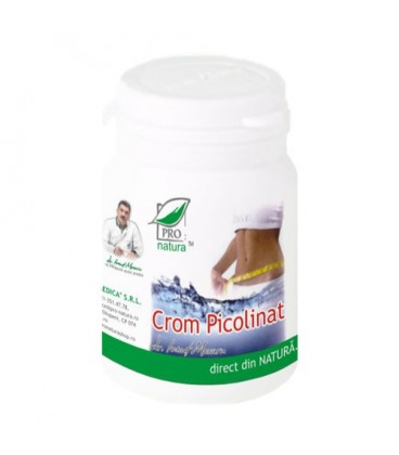 Crom Picolinat, 90 capsule