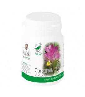 Curcuma, 60 capsule