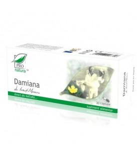 Damiana, 30 capsule