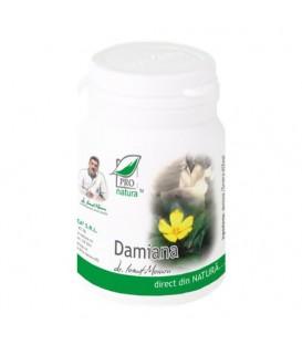 Damiana, 60 capsule