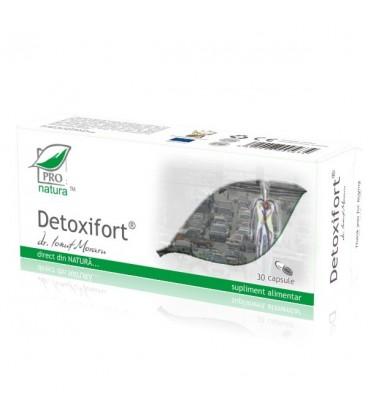 Detoxifort, 30 capsule