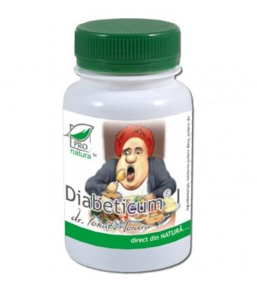 Diabeticum I, 150 capsule