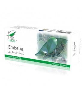 Embelia, 30 capsule