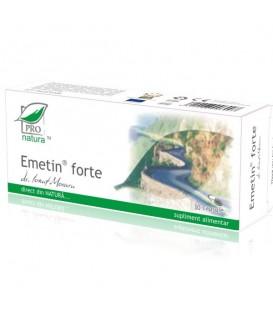 Emetin Forte, 30 capsule