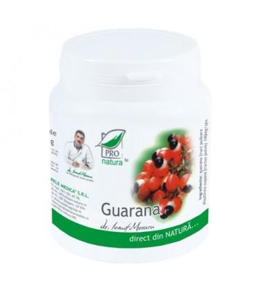 Guarana, 200 capsule
