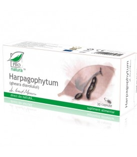 Harpagophytum, 30 capsule