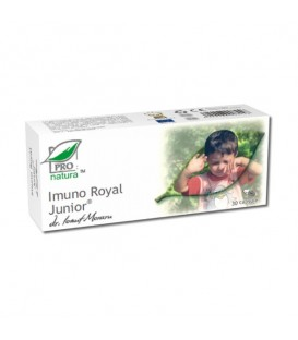 Imuno Royal Junior, 30 capsule
